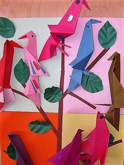 Методика конструирования оригами 136