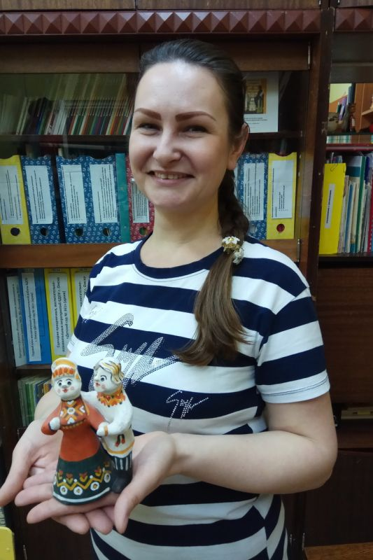 Андреева Ольга Александровна - воспитатель детского сада