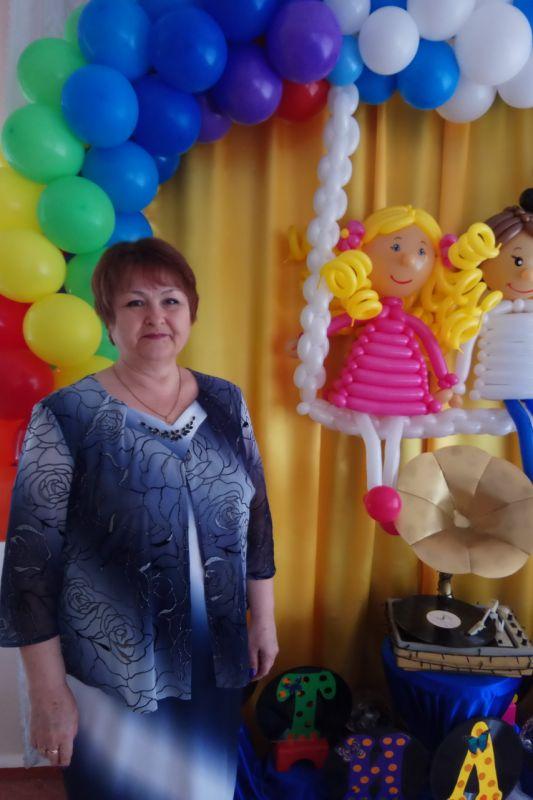 Андреева Наталья Ивановна - заведующий