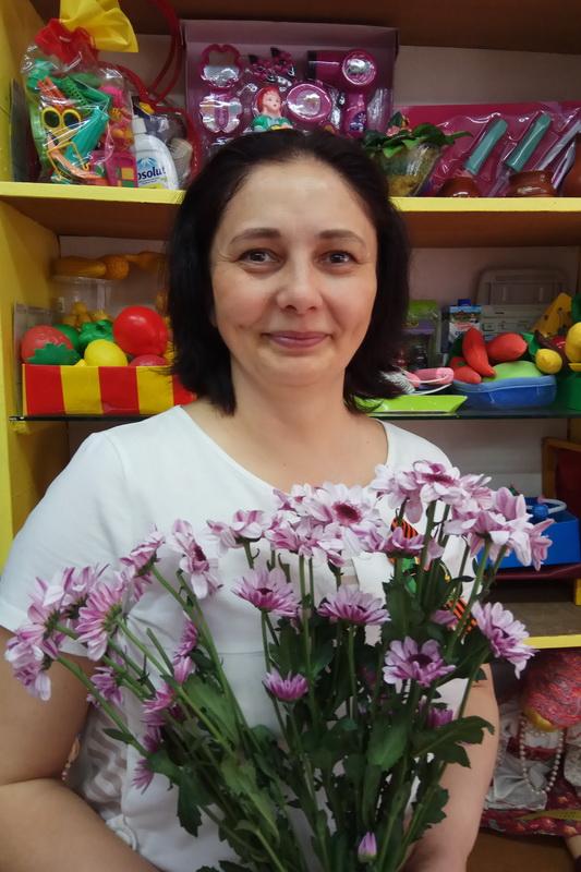 Акбаева Елена Амырбиевна